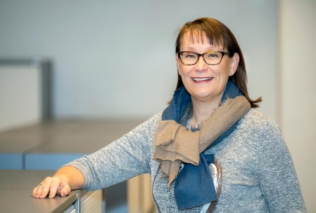 OSAOn vararehtori Saija Niemelä-Pentti