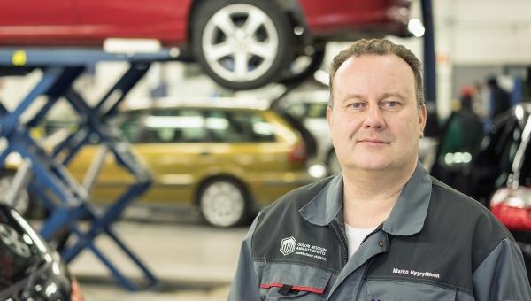 Yksi Suomen suurimmista autoalan kouluttajista