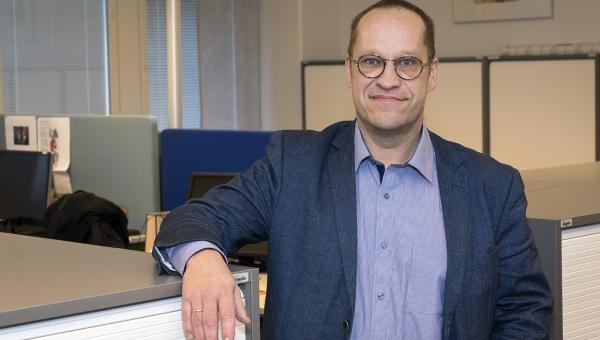 Jyrki Ojala, uusi henkilöstöjohtaja