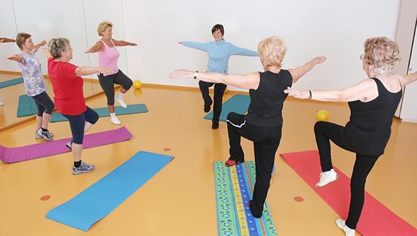 Senior Personal Trainer -koulutuksella lisää osaamista työhön