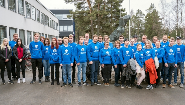 Ammattitaidon suomenmestaruudet ratkotaan Tampereella