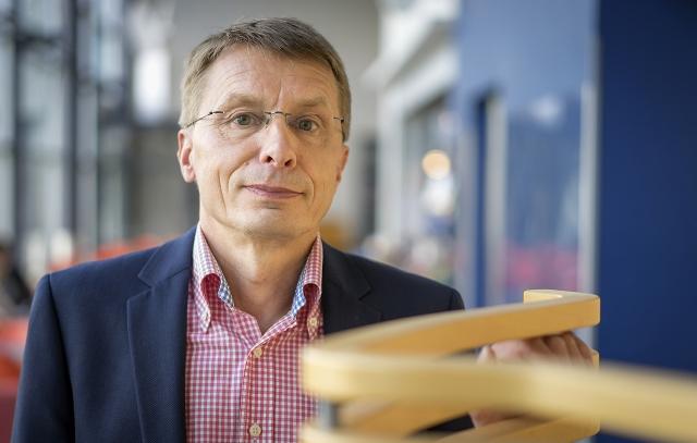 Koulutusvienti on osa OSAO Edu Oy:n pitkän tähtäyksen strategiaa. Antti Rovamo on OSAO Edu Oy:n toimitusjohtaja sekä yksikönjohtaja OSAO Kaukovainion palvelut yksikössä.