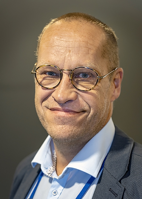 Osekkin henkilöstöjohtaja Jyrki Ojala.