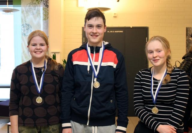 Pohjois-Suomen Taitaja9 -aluekilpailun voitti Ranuan yläkoulun joukkue. Joukkueessa kilpailivat Iita Sarajärvi, Konsta Rautakoski, Eevi Kaikkonen.