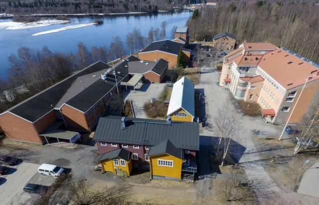 Oppilaitosalue Pikisaaressa voisi tulevaisuudessa olla osa Pohjoisen alueen kulttuuri- ja tapahtumakeskusta, asuinalue tai molempia.
