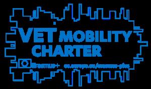 Logo VET Mobility Charter Erasmus+